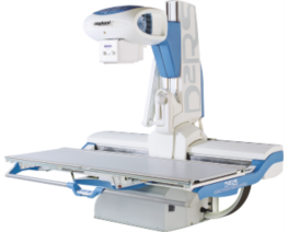 Digital Fluoroscopy System